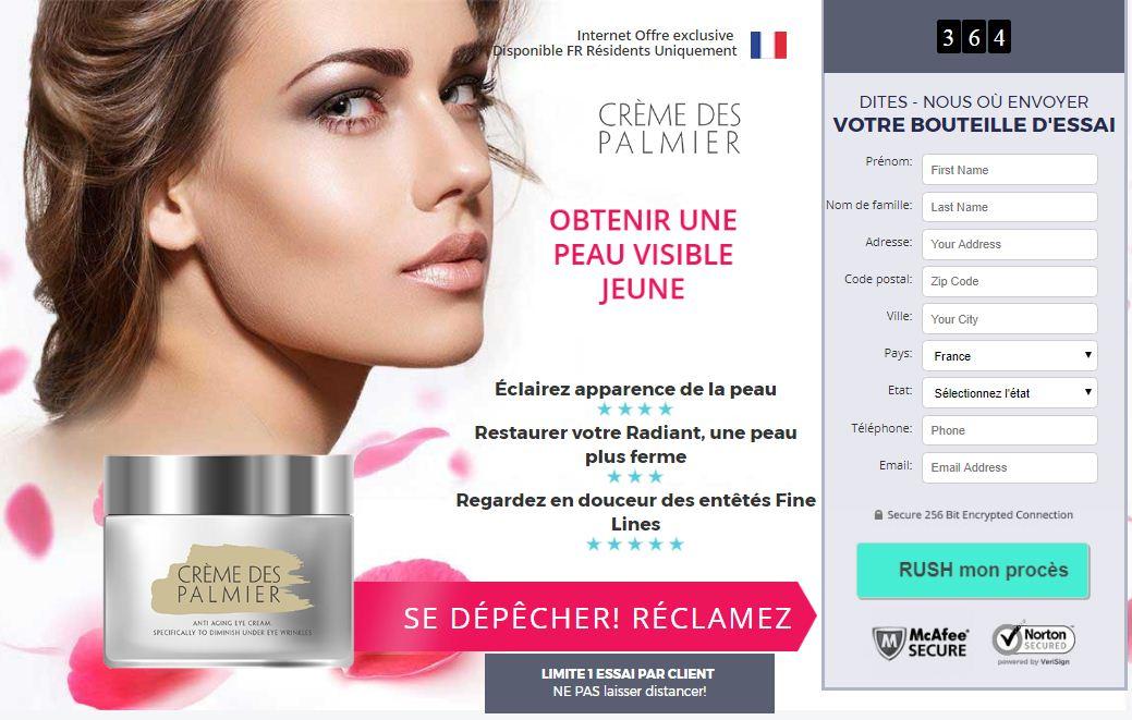 Creme Des Palmier Skin